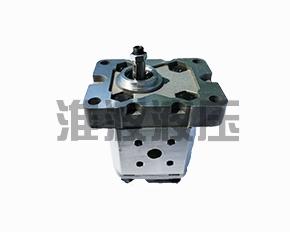 CBK锥轴系列齿轮泵