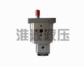 CBN-F300-200系列双联齿轮泵