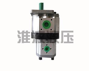 CBN-F500-300系列 双联齿轮泵
