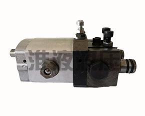 CBS-D200系列双向液压推杆齿轮泵