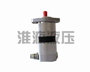 HGP-11A带溢流阀齿轮泵