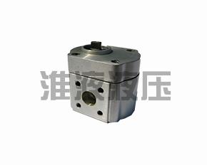 电液回转器专用齿轮泵